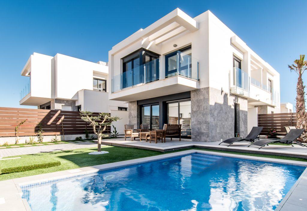 Costa Blanca Villa