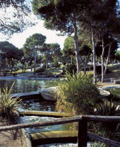 Park Reina Sofia