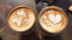 Spanmje koffie costa blanca